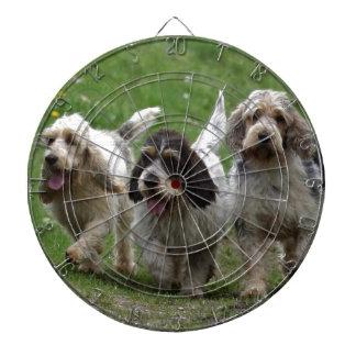 Basset Griffon Vendéen, Grand Dog Dartboard