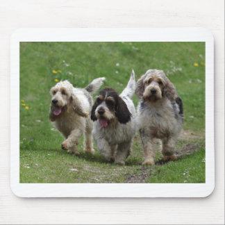 Basset Griffon Vendéen, Grand Dog Mouse Pad