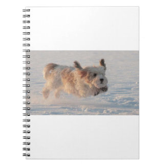Basset Griffon Vendéen, Grand Puppy Dog Spiral Notebook