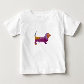 Basset Hound Baby T-Shirt