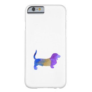 Basset Hound Barely There iPhone 6 Case