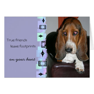 Basset hound note cards zazzle basset hound birthday greeting card bookmarktalkfo Gallery