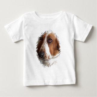 Basset Hound Dog Baby T-Shirt