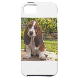 Basset Hound Dog iPhone 5 Case
