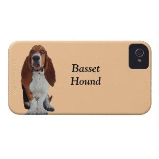 Basset Hound dog photo custom blackberry bold case
