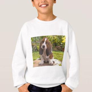 Basset Hound Dog Sweatshirt