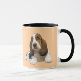 Basset Hound Fabulous Face Mug