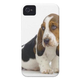 Basset Hound iPhone 4 Cases
