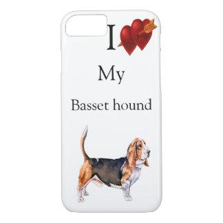 Basset hound iPhone 7 case