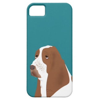 Basset Hound iPhone SE + iPhone 5/5S, Barely There Barely There iPhone 5 Case