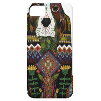 Basset Hound love iPhone 5 Cases