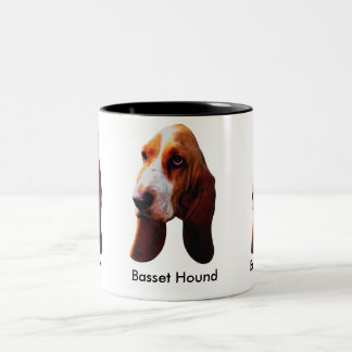 Basset Hound Mug