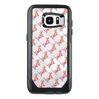 Basset Hound OtterBox Samsung Galaxy S7 Edge Case