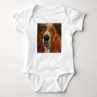 Basset Hound Portrait Shirt