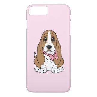 Basset Hound Puppy iPhone 7 Plus Case