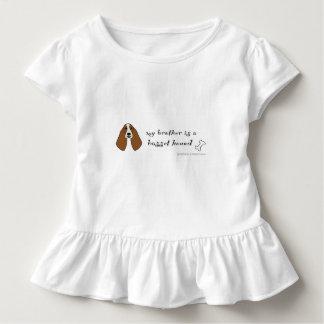 basset hound toddler T-Shirt