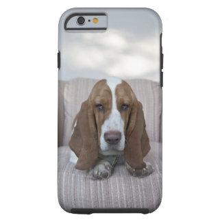 Basset Hound Tough iPhone 6 Case