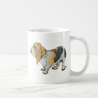 Basset  coffee mug