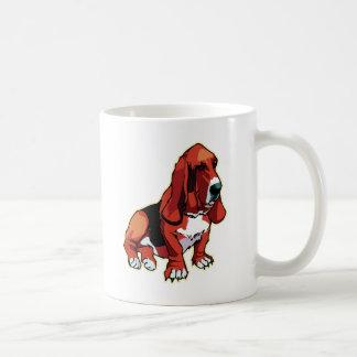 Basset  mug