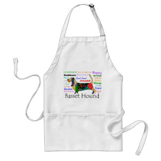 Basset Traits Apron