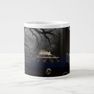 BassGuitarThunder Large Coffee Mug
