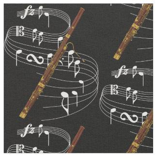 Bassoon Fabric - Dark