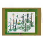 Bassoon Patch Greeting Card
