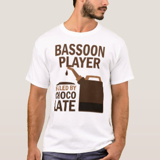 Bassoon Player (Funny) Chocolate T-Shirt