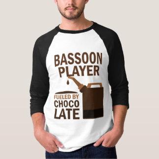 Bassoon Player (Funny) Chocolate Tshirt