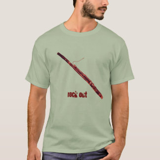 Bassoon Rock Out Tee
