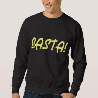 Basta design stylish for dark sweatshirt