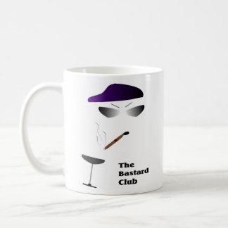Bastard Club Basic White Mug