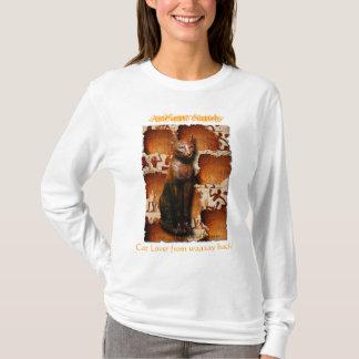 Bastet CAT LOVER Long-sleeve Shirt