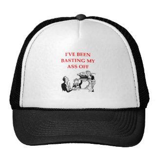 basting cap