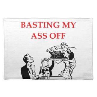 basting place mat