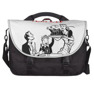 basting laptop commuter bag