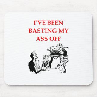 basting mouse pad