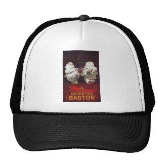 Bastos old advertising trucker hat