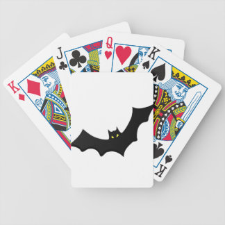 Bat #3 bicycle playing cards