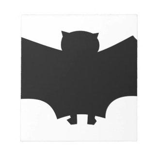 Bat #6 notepad