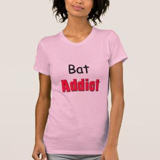 Bat Addict Tee Shirts