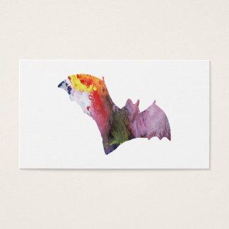 Bat Business Card