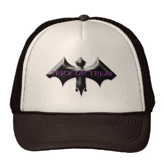 Bat Trucker Hat