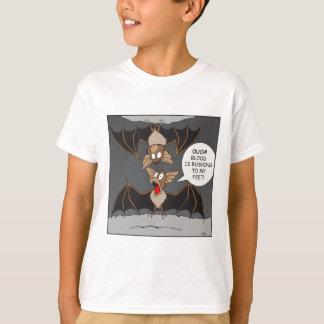 Bat Cartoon T-Shirt