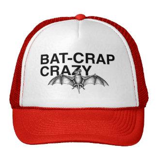Bat-Crap Crazy Cap