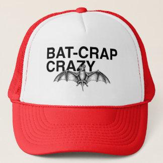 Bat-Crap Crazy Trucker Hat