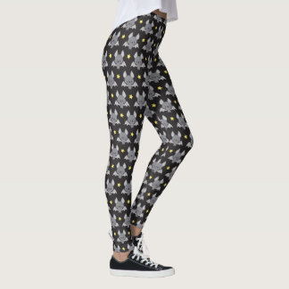 Bat Crazy Leggings