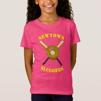 Bat & Glove Girls T-Shirt