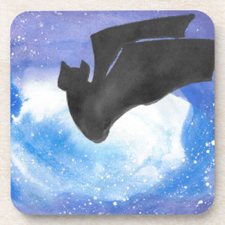 Bat In Flight Coaster