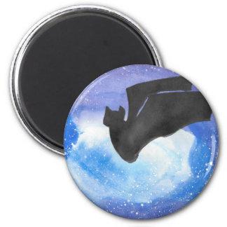 Bat In Flight Magnet